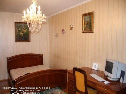 Квартира посуточно в Москве рядом м.Марьина Роща.Гостиница на Проспекте Мира