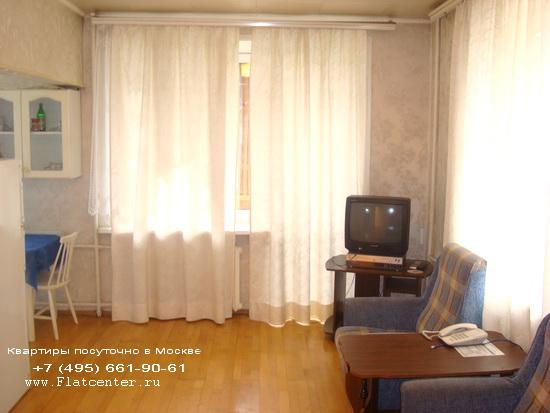 Квартира посуточно в Москве рядом м.Марьина Роща.Гостиница на Сущёвском Валу