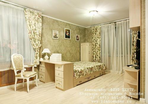 Квартира посуточно на м.Савёловская,2-я Квесисская д.11.