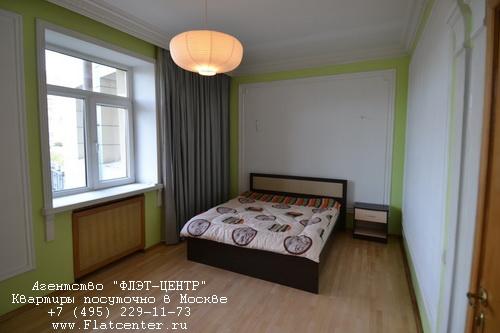 Квартира посуточно на м.Савёловская,ул.Новослободская д.62.