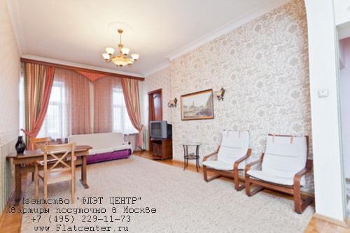Аренда на сутки м.Савёловская, ул.Сущёвский Вал д.22