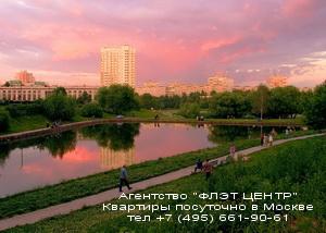 Агентство ФЛЭТ ЦЕНТР - аренда квартир посуточно у м.Севастопольская