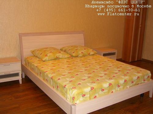 Квартира посуточно на м.Шаболовская,ул.Шухова дом 17/1.