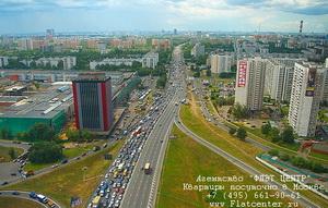 Агентство ФЛЭТ ЦЕНТР - аренда квартир посуточно у м.Щёлковская