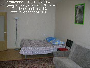 Квартира посуточно на м.Сходненская,ул.Вилиса Лациса д.42 .