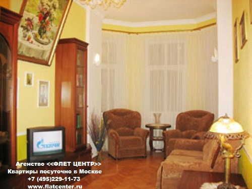 Квартира посуточно на м.Смоленская,Cмоленская набережная д.5.