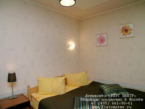 Квартира посуточно на м.Смоленская,ул.Арбат.