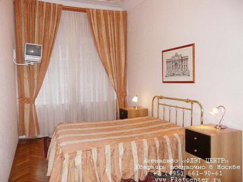 Квартира посуточно на м.Смоленская,ул.Арбат д.20.