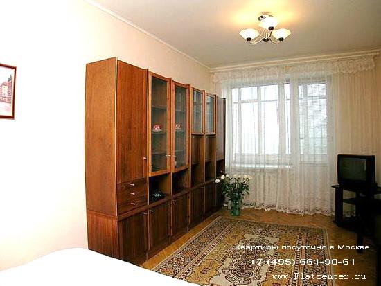 Квартира посуточно на м.Смоленская.гостиница Новинский бульвар,частный отель на Смоленской-Сенной.