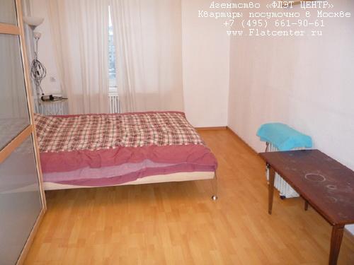 Квартира посуточно на м.Смоленская,Смоленская наб. д.5.