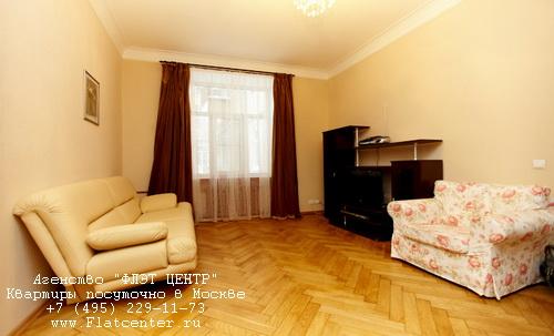 Квартира на м.Смоленская,Новый Арбат д. 25.