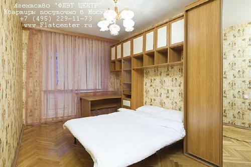 Аренда на сутки м.Смоленская, ул.Проточный пер.д.11