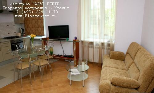 Квартира на м.Смоленская,Прямой пер. д. 5/7.