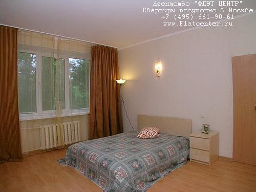 Квартира посуточно на м.Смоленская,Б. Николопесковский, д.6.