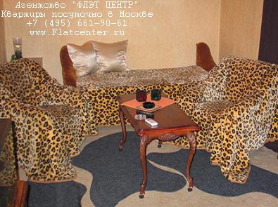 Квартира посуточно м.Сокол,ул.Балтийская д.6