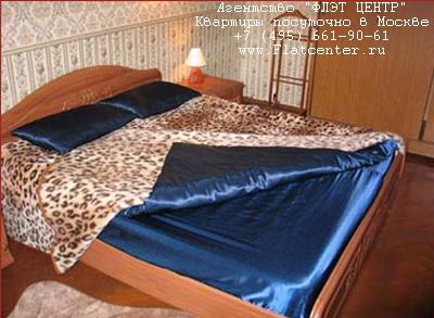 Квартира посуточно на м.Сокол, ул.Балтийская д.6