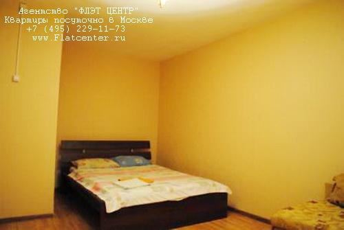 Квартира посуточно на м.Сокол,ул.Усиевича д.25 кор.2.