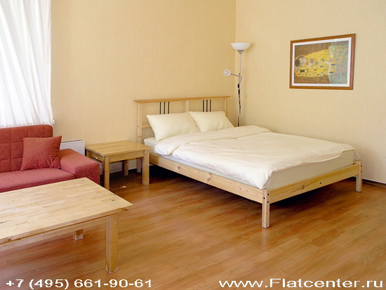 Квартира посуточно в Москве рядом метро Фрунзенская.Гостиница у Лужников