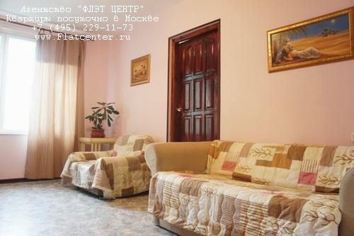 Квартира посуточно на м.Строгино,ул.Маршала Катукова д.11.