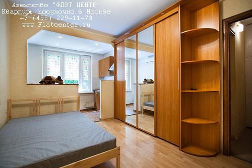 Квартира посуточно на м.Строгино,ул.Маршала Катукова д.23.