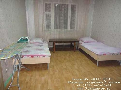 Квартира посуточно на м.Строгино,ул.Кулакова, д.4.