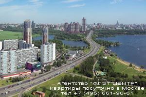 Агентство ФЛЭТ ЦЕНТР - аренда квартир посуточно у м.Строгино