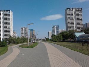 Фото района у м.Строгино