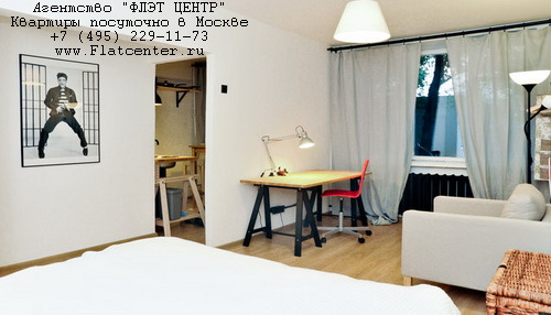 Квартира посуточно на м.Строгино,Строгинский бул. д.7.