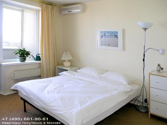 Квартира посуточно на м.Строгино