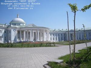 Агентство ФЛЭТ ЦЕНТР - аренда квартир посуточно у м.Сухаревская