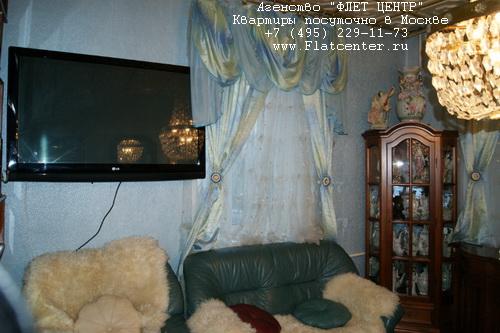 Аренда на сутки м.Сухаревская, ул.Садовая-Спасская д.12