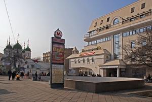 Фото района у м.Сухаревская