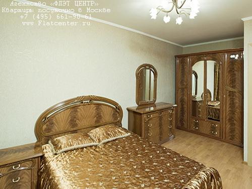 Квартира посуточно в Москве рядом м.Сухаревская,Троицкая д.10