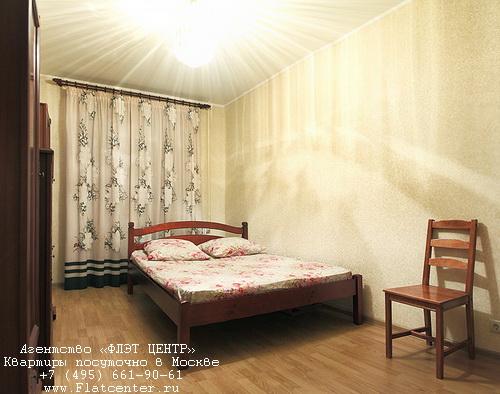 Квартира посуточно Свиблово,ул. Амундсена д.5