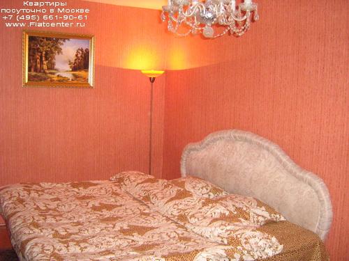 Квартира посуточно в Москве рядом м.Свиблово,ул.Радужная,д.17