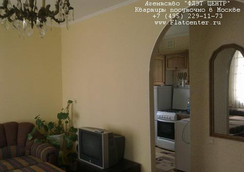 Квартира посуточно на м.Таганская,ул.Гончарный проезд д.6.