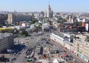 Фото района у м.Таганская