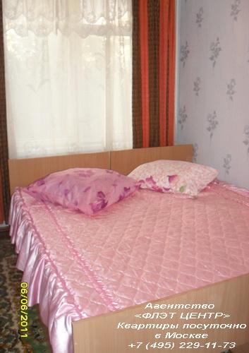 Квартира посуточно в Москве м.Таганская, Нижегородская д.4 .