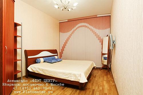 Квартира посуточно на м.Таганская,Пестовский пер. д.7.