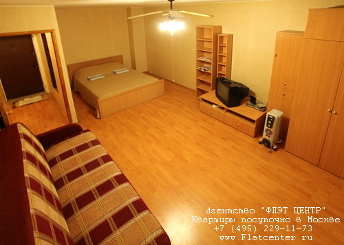 Квартира посуточно на м.Таганская,ул.Б.Рогожский пер.д.10 кор.2  .