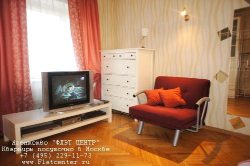 Квартира посуточно на м.Таганская,ул.Таганская д.31/22.