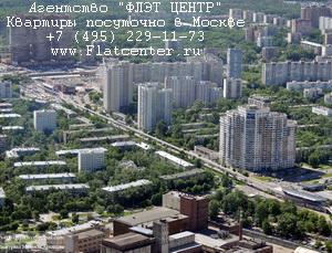 Фото района у м.Тимирязевская
