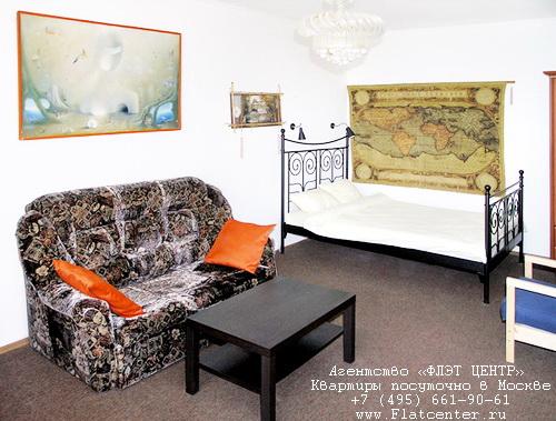 Квартира посуточно м.Новокузнецкая,в центре Москвы