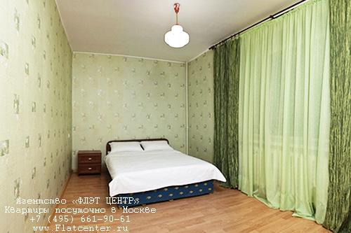 Квартира посуточно в Москве м.Третьяковская, Татарская ул.