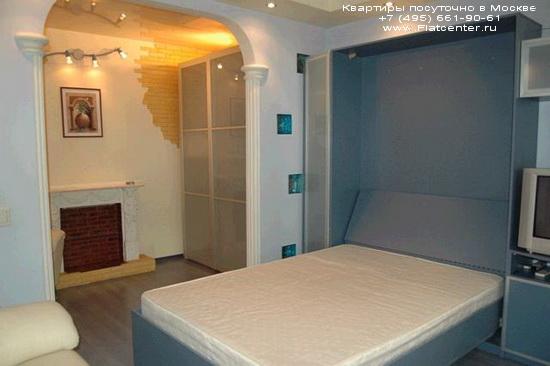 Квартира посуточно на м.Цветной Бульвар,ул. Делегатская, д. 16.Гостиница у Цветного бульвара