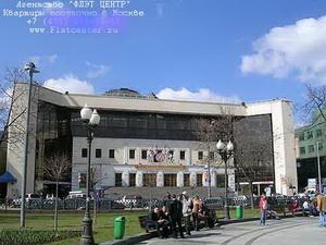 Фото района у м.Цветной Бульвар