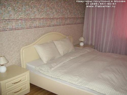 Квартира посуточно на м.Цветной бульвар,пер. Васнецова, 11.Гостиница Олимпийский проспект