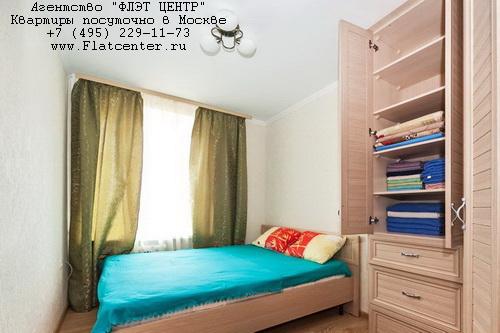 Квартира посуточно на м.Тульская,ул.Малая Тульская д.24.