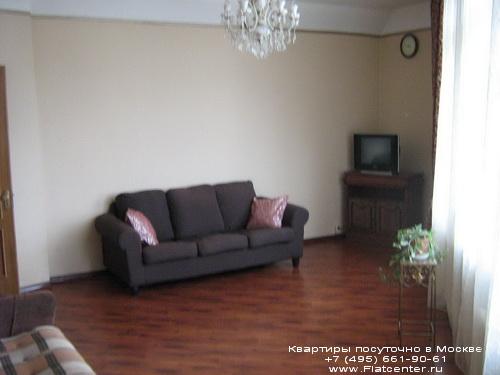 Гостиница на м.Тульская.Квартира-гостиница рядом с м.Тульская