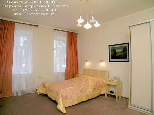 Аренда на сутки м.Тверская.Снять посуточные апартаменты на М. Палашевском пер.